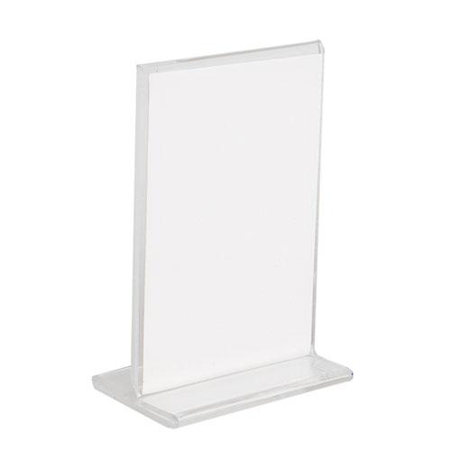 Portacartas transparente Din A4