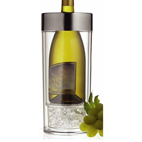 Enfriador de vino doble fondo