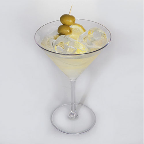 Martini glass
