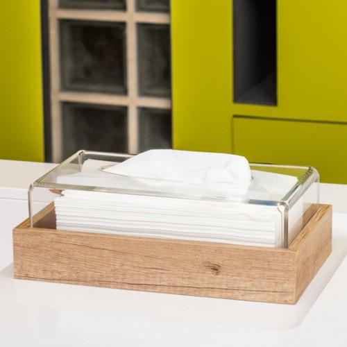Caja tissue rectangular