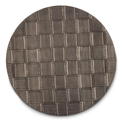 Round tablecloth mod. cross