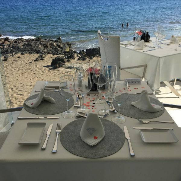 Tablecloth – Lani's Suite Hotel – Lanzarote